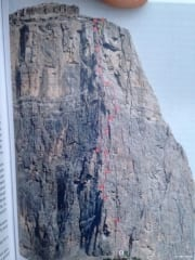 brewer-buttress-route-topo-photo