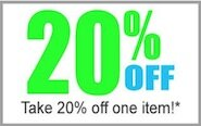 20off camphor coupon code