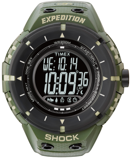 timex hiking watch