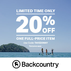 backcountry 20off coupon code