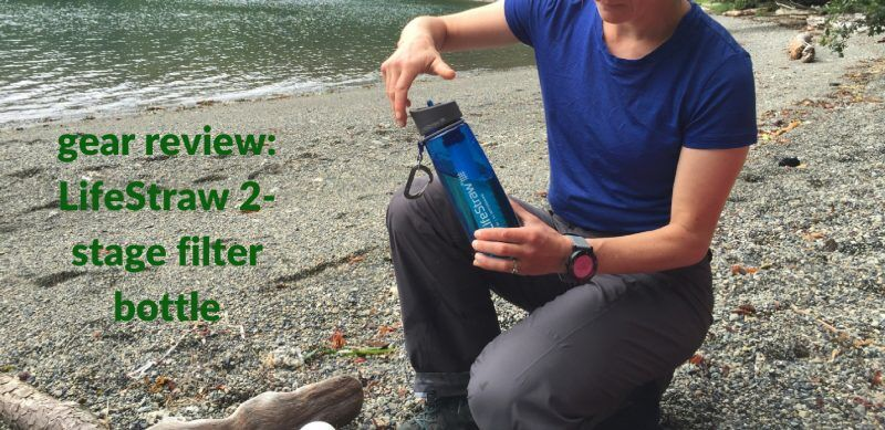 lifestraw 2 stage bottle review