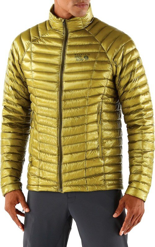 Mountain Hardwear Ghost Whisperer jacket