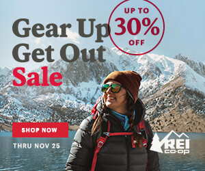 rei gear up get out sale 30off
