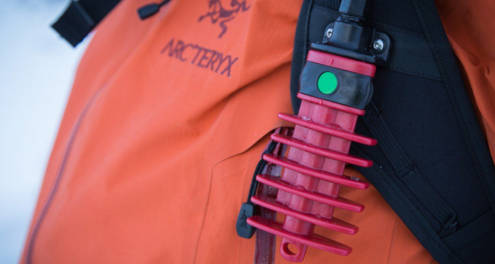 arcteryx voltaire avalanche airbag trigger
